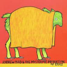 Andrew Bird: The Mysterious Production Of Eggs, CD