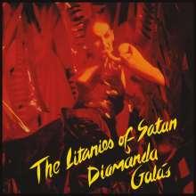 Diamanda Galas (geb. 1955): Litanies Of Satan, CD