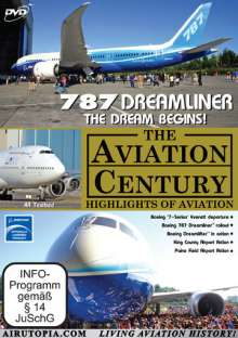 7-8-7 - The Dream begins!/The Aviation Century, DVD