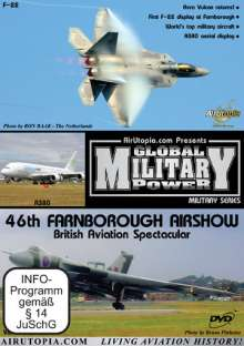 46th Farnborough Airshow, DVD