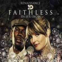 Faithless: Renaissance Presents 3D, 3 CDs
