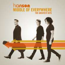 Hanson: Middle Of Everywhere: The Greatest Hits, 2 CDs