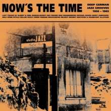 Now's The Time: Deep German..., CD
