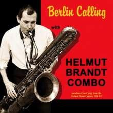 Helmut Brandt (1931-2001): Berlin Calling, CD