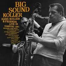 Hans Koller (Saxophon) (1921-2003): Big Sound Koller (Mono), LP