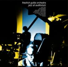 Friedrich Gulda (1930-2000): Jazz At Auditorium, LP