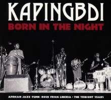 Kapingbdi: Born In The Night, CD