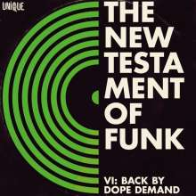 The New Testament Of Funk VI: Back By Dope Demand, CD