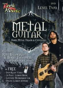 Metal Guitar with Ravi Bhadriraju & Bobby Thompson - Level Two, DVD