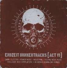 Endzeit Bunkertracks (Act VI), 4 CDs