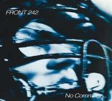 Front 242: No Comment / Politics Of Pressure, CD