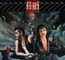 Ad: Key: Reanimator, CD