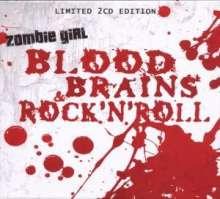 Zombie Girl: Blood, Brains & Rock ´N´ Roll, 2 CDs