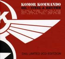 Komor Kommando: Oil,Steel & Rhythm+das, 2 CDs