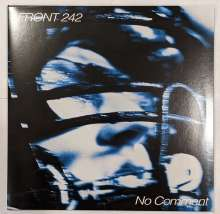 Front 242: No Comment / Politics Of Pressure (Colored Vinyl), 2 LPs und 1 CD