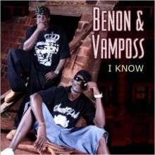 Benon & Vamposs: I Know, CD