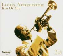 Louis Armstrong (1901-1971): Kiss Of Fire, 2 CDs