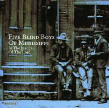 Five Blind Boys Of Mississippi: In The Hands Of The Lord, CD