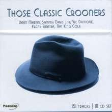 Those Classic Crooners, 10 CDs