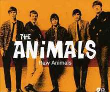 The Animals: Raw Animals, 2 CDs