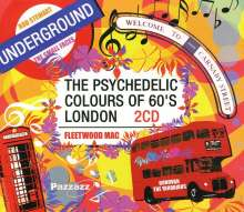 Psychedelic Colours Of 60´s London, 2 CDs