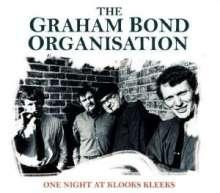 Graham Bond: One Night At Klooks Kleeks, CD