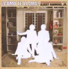 Albert Hammond Jr (The Strokes): Como Te Llama (CD + DVD), CD