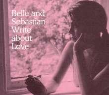 Belle & Sebastian: Write About Love, CD