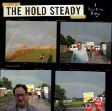 The Hold Steady: A Positive Rage (CD + DVD), CD