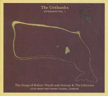 The Unthanks: Diversions Vol. 1 (Live), CD