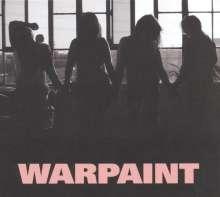 Warpaint: Heads Up (Limited Edition) (Pink & Black Vinyl), 2 LPs