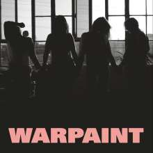 Warpaint: Heads Up, CD