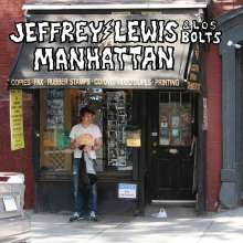 Jeffrey Lewis (geb. 1975): Manhattan, LP