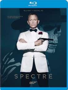 Spectre: Spectre, Blu-ray Disc