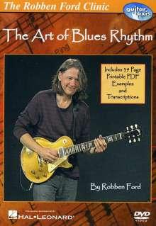 Robben Ford: The Art Of Blues Rhythm, DVD