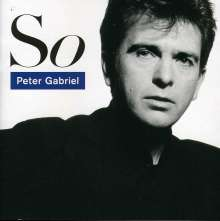 Peter Gabriel: So (25th Anniversary Edition), CD