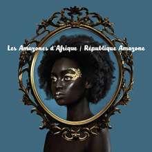 Les Amazones D'Afrique: République Amazone, CD