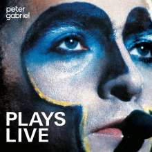Peter Gabriel: Plays Live (remastered) (180g), 2 LPs