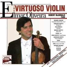 Elmar Oliveira - The Virtuoso Violin, CD