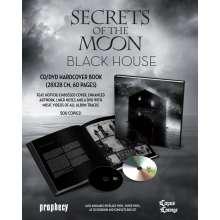 Secrets Of The Moon: Black House, 1 CD und 1 DVD