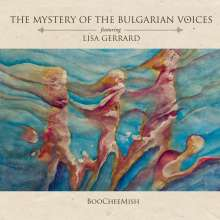 The Mystery Of The Bulgarian Voices: BooCheeMish, CD