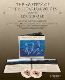 The Mystery Of The Bulgarian Voices: BooCheeMish (Limited-Edition-Artbook), 2 CDs
