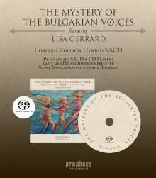 The Mystery Of The Bulgarian Voices: BooCheeMish, Super Audio CD