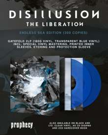 Disillusion: The Liberation (Blue Vinyl), 2 LPs