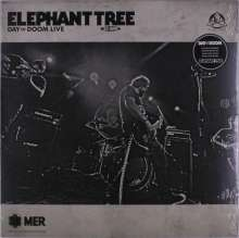 Elephant Tree: Day Of Doom Live (Dark Green Vinyl), LP