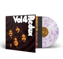 Vol. 4 (Redux) (Limited Edition) (White/Purpur Marbled Vinyl), LP