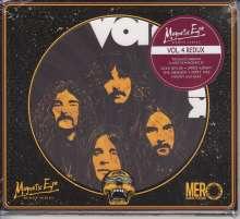 Vol. 4 (Redux), CD