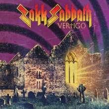 Zakk Sabbath: Vertigo, CD