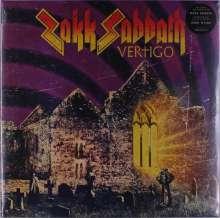 Zakk Sabbath: Vertigo (Limited Edition) (Translucent Red Vinyl), LP