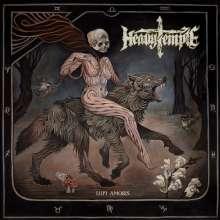 Heavy Temple: Lupi Amoris, CD